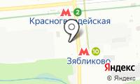Магазин овощей и фруктов на Ореховом бульваре на карте