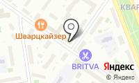 ЛЕТА на карте