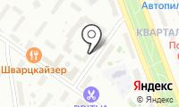 АвтоКурс на карте