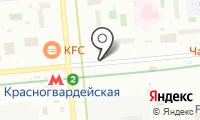 Орешек на карте