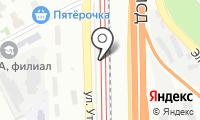 Калининский-2 на карте