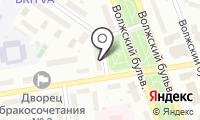 Альянс-Забота на карте