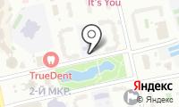 Детский сад №2325 на карте