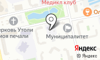 Детский сад №2324 на карте