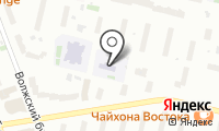 Детский сад №2407 на карте