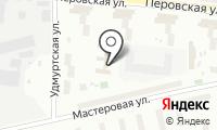Московская богословская семинария евангельских христиан-баптистов на карте