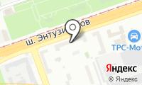 Эвиа-Дентал на карте