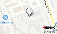 Автосталион на карте