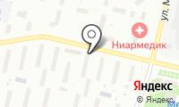Продовольственный магазин на Юных Ленинцев на карте