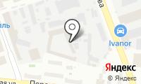 Гидран на карте