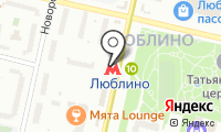 УВД Отдел полиции №9 на Московском метрополитене на карте