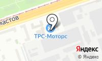 Автотехгалант на карте