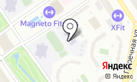 Детский сад №2334 на карте