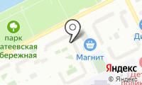 Вентстандарт на карте