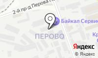 ЛАБО на карте