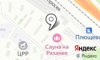 ХВАЛТЕКС на карте