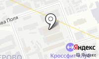 Фортэ на карте