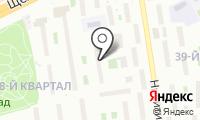 Эдель на карте