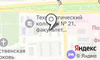 Измайлово на карте