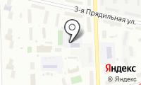 Средняя общеобразовательная школа №707 на карте