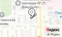 Салон-парикмахерская на карте