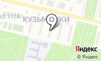 Барс на карте