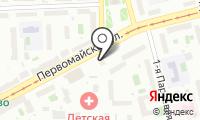 ТЮЛЬПАН на карте