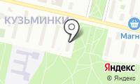 Нью Систем-Н на карте
