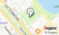 Почтовое отделение НОВОРОССИЙСК 16 на карте