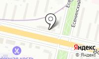 Траттория Скузи на карте