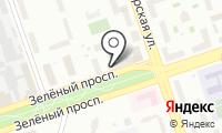 Перово-Авто на карте