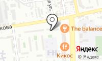 Почтовое отделение НОВОРОССИЙСК 20 на карте