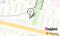 Карина на карте
