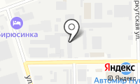 АвтоТройка на карте