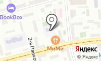 Средняя общеобразовательная школа №445 на карте