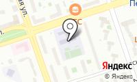 Средняя общеобразовательная школа №672 на карте