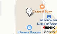 Магазин верхней одежды из Турции на карте