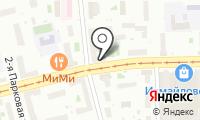 Златница на карте