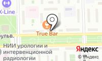 Почтовое отделение МОСКВА 425 на карте