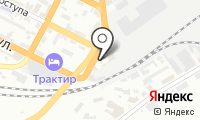 Почтовое отделение НОВОРОССИЙСК 1 на карте