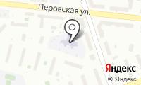 Детский сад №701 на карте