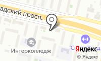 Парикмахерская на Волгоградском проспекте на карте