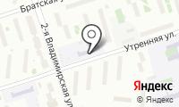 Детский сад №1617 на карте