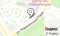 Динамик Нетворк Технолоджис на карте