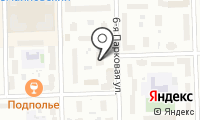 Почтовое отделение МОСКВА 43 на карте