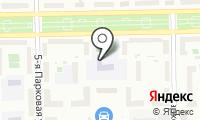 Средняя общеобразовательная школа №403 на карте