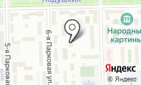 Роскассервис на карте