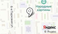 Айликон на карте