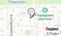 Городской центр жилищных субсидий на карте