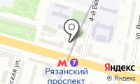 Malidini на карте